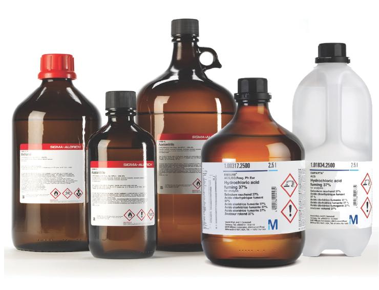 شیمیایی - محصولات
