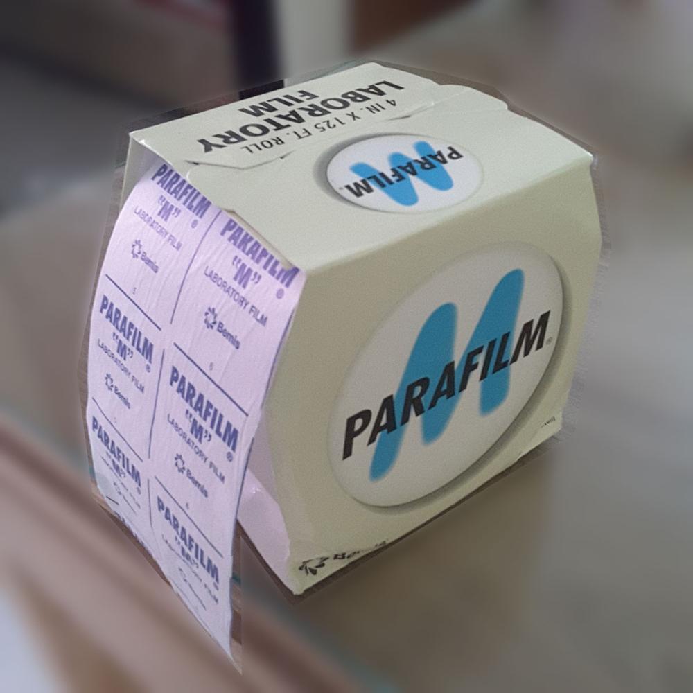 Parafilm01 - لوازم آزمایشگاهی