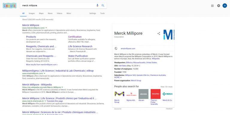 merck.milipore.1 768x385 - مراحل گرفتن آنالیز مواد شیمیایی مرک MERCK