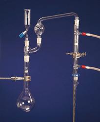 kjeldahl distillation assembly 250x250 - شیشه آلات آزمایشگاهی