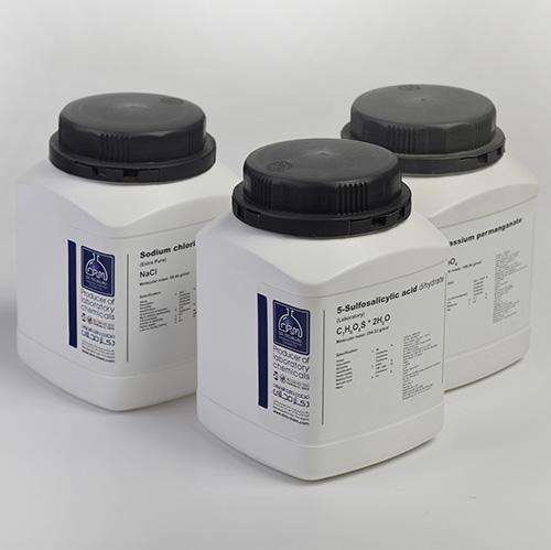 شیمیایی دکتر مجللی - مواد شیمیایی جامدات مجللی