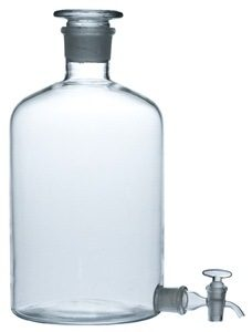 باریل شیشه ای شیردار